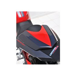 Cover buddyseat CB500F zilver