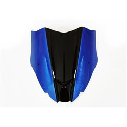 Koplamp Cover GSX-S1000 wit