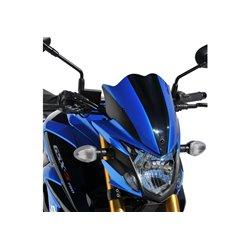 Koplamp Cover GSX-S750 zwart/wit
