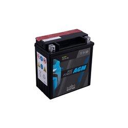 Accu AGM YTX16-BS (met zuurpakket)