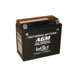 Accu AGM YTX20H-BS (met zuurpakket)