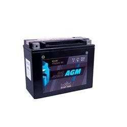 Accu AGM YTX24HL-BS (met zuurpakket)