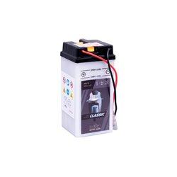Accu Classic 6N4A-4D (met zuurpakket)