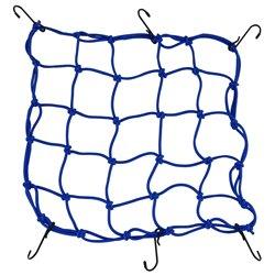 Bagagenet extra groot blauw