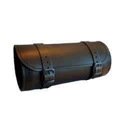 Toolrol leder zwart (14x30)